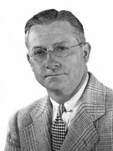 Armstrong Wells Sperry (1897-1976), photograph circa 1941